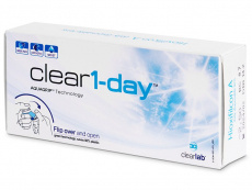 Clear 1-Day (30 kom leća)