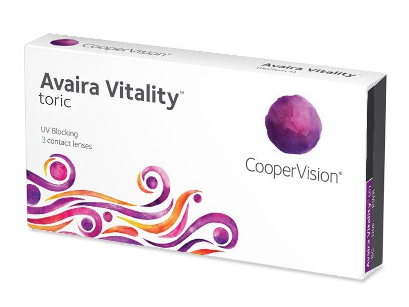 Avaira Vitality Toric (3 kom leća)