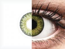 Air Optix Colors - Gemstone Green - nedioptrijske (2kom leća)
