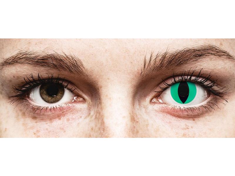 ColourVUE Crazy Lens - Anaconda - nedioptrijske (2 kom leća)