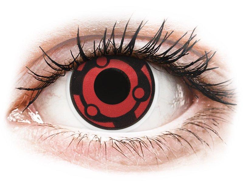 ColourVUE Crazy Lens - Madara - nedioptrijske (2 kom leća)