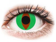 ColourVUE Crazy Lens - Raptor - nedioptrijske (2 kom leća)