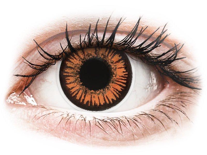 ColourVUE Crazy Lens - Twilight - dioptrijske (2 kom leća)
