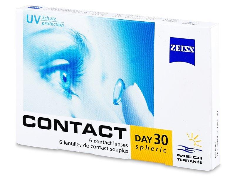 Carl Zeiss Contact Day 30 Spheric (6komleća)