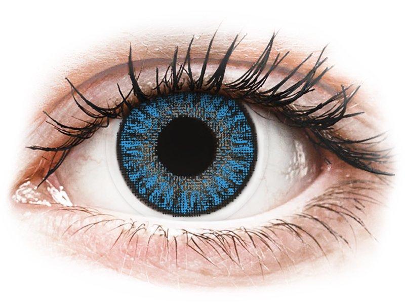 TopVue Color daily - Sapphire Blue - dioptrijske (10kom leća)