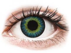 ColourVUE Fusion Yellow Blue - nedioptrijske (2kom leća)