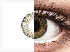FreshLook ColorBlends Pure Hazel - dioptrijske (2 kom leća)