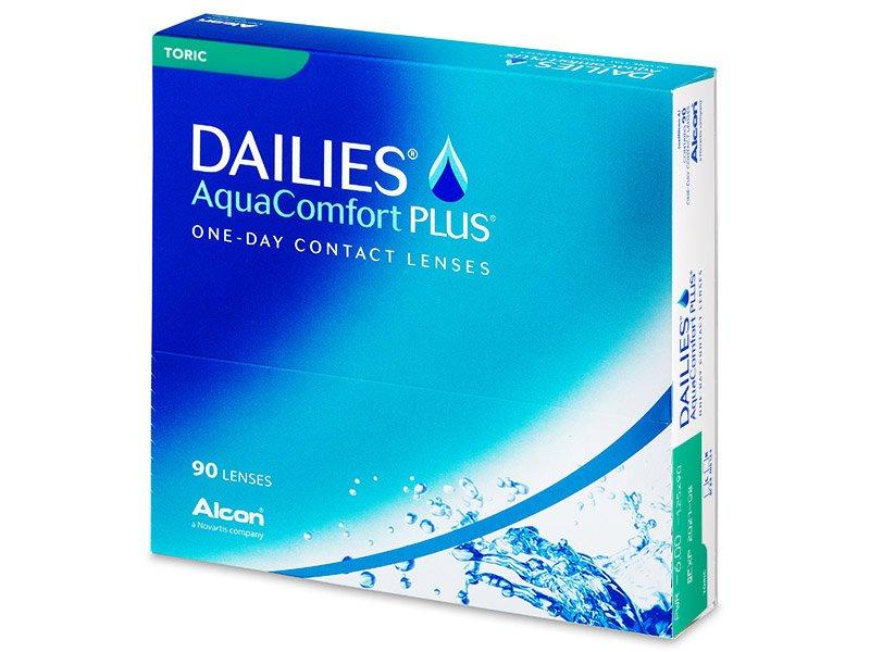 Dailies AquaComfort Plus Toric (90komleća)