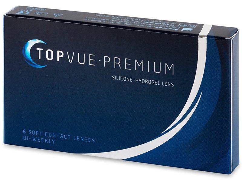 TopVue Premium (6 kom leća)