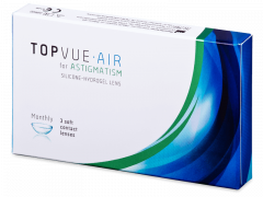 TopVue Air for Astigmatism (3kom leća)