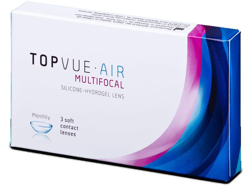 TopVue Air Multifocal (3 kom leća)