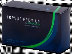TopVue Premium for Astigmatism (6kom leća)