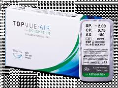 TopVue Air for Astigmatism (1 leća)