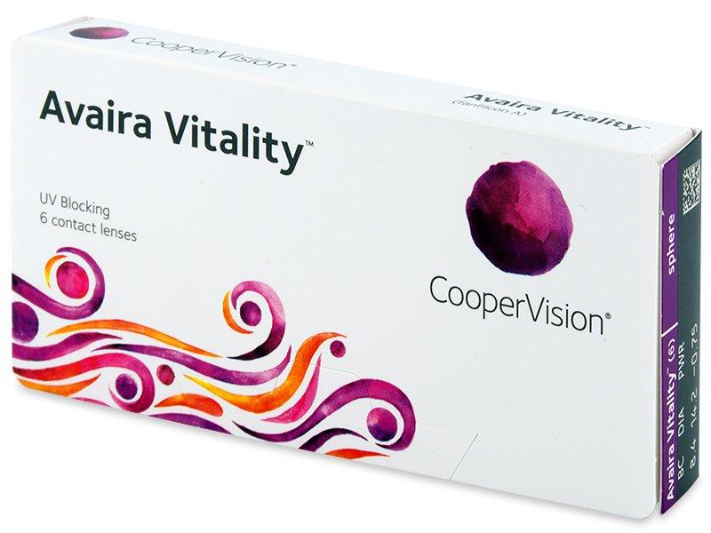 Avaira Vitality (6 kom leća)