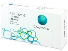 Biomedics 55 Evolution (6komleća)