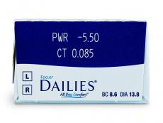 Focus Dailies All Day Comfort (30komleća)