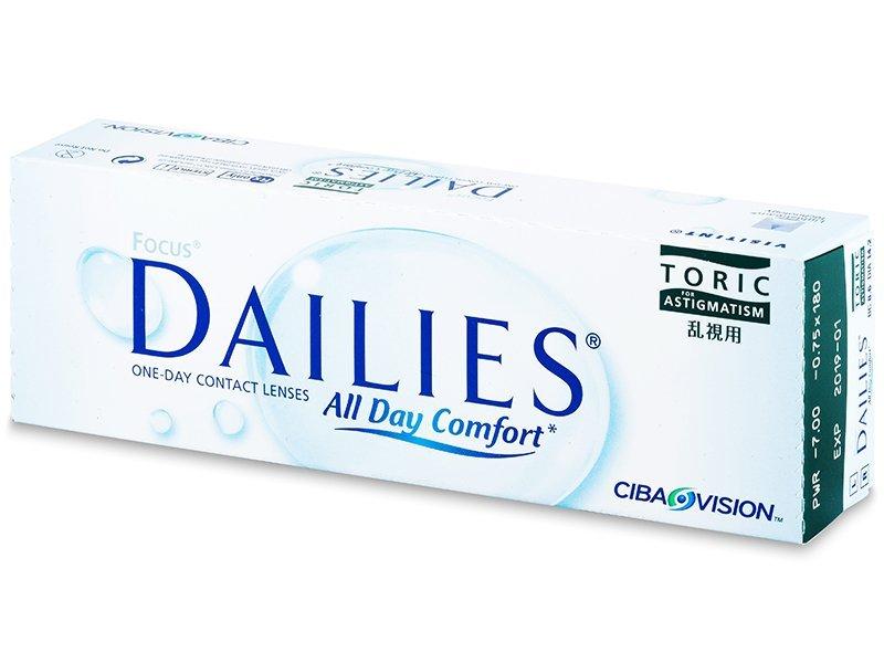 Focus Dailies Toric (30komleća)