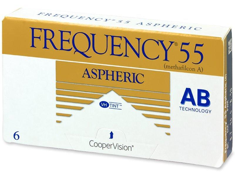 Frequency 55 Aspheric (6komleća)