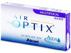 Air Optix Aqua Multifocal (3komleća)