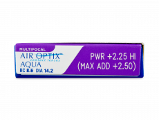 Air Optix Aqua Multifocal (3 kom leća)
