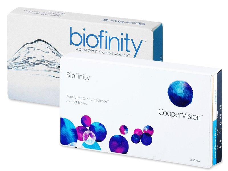 Biofinity (3komleća)