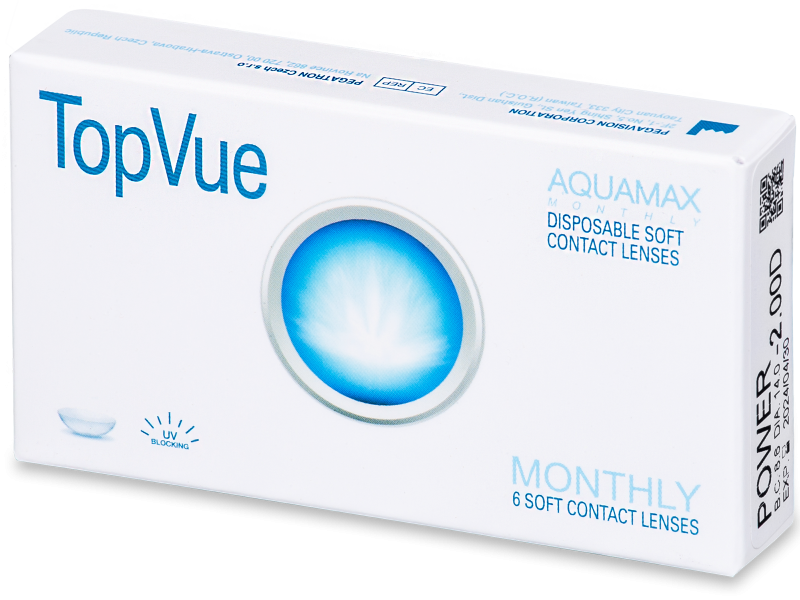 TopVue Monthly (6komleća)