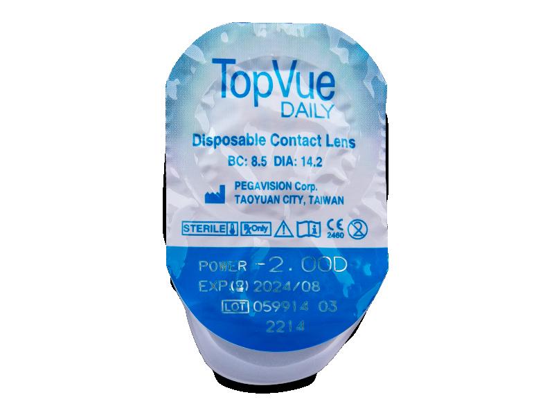TopVue Daily (30komleća)