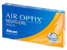 Air Optix Night and Day Aqua (6komleća)